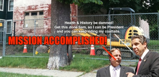 Mission Accomplished Sam